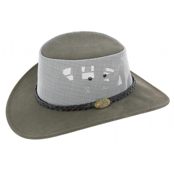 Traveller hat Grey - Sweden Breezer Explorer