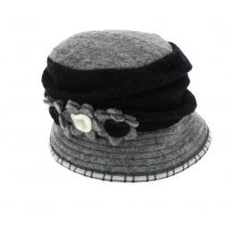 Chapeau Mael laine bouillie - Traclet