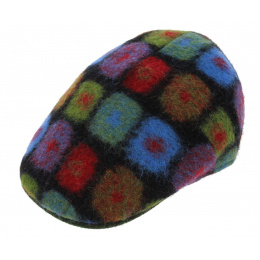 Casquette Plate Pinoza Laine - Traclet