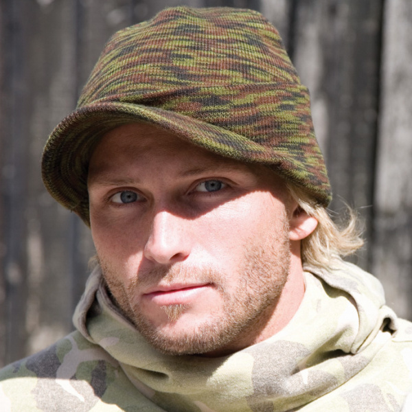 Cap cap Camouflage - TRACLET