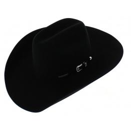Chapeau Cowboy Cattleman revolver Stetson