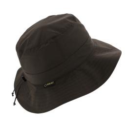 Chapeau de pluie marron  - Gore tex