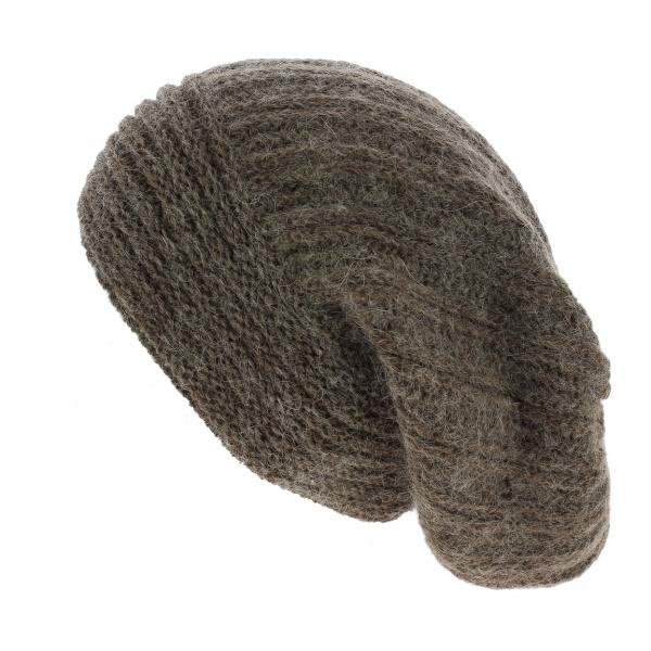 Bonnet The taylor Marron - Coal