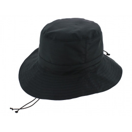 Chapeau Traveller Narrows Gore-Tex Noir - Seeberger