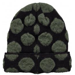 Bonnet Oversize Wren Laine d'Agneau Bicolore - Barts