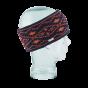 The Whatcom Double Marine Polar Fleece Headband - Coal
