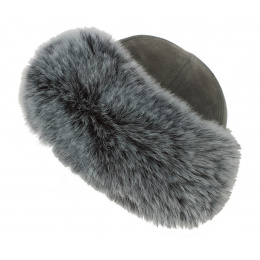 Irena leather chef's hat - TRACLET