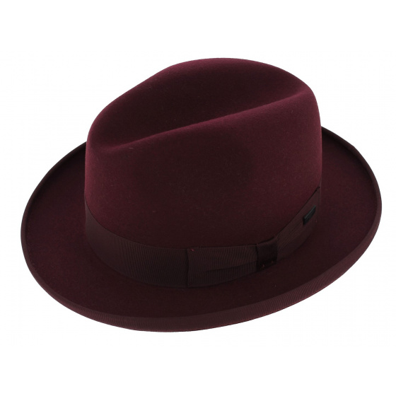 Diplomat hat from the 1920s - Homburg