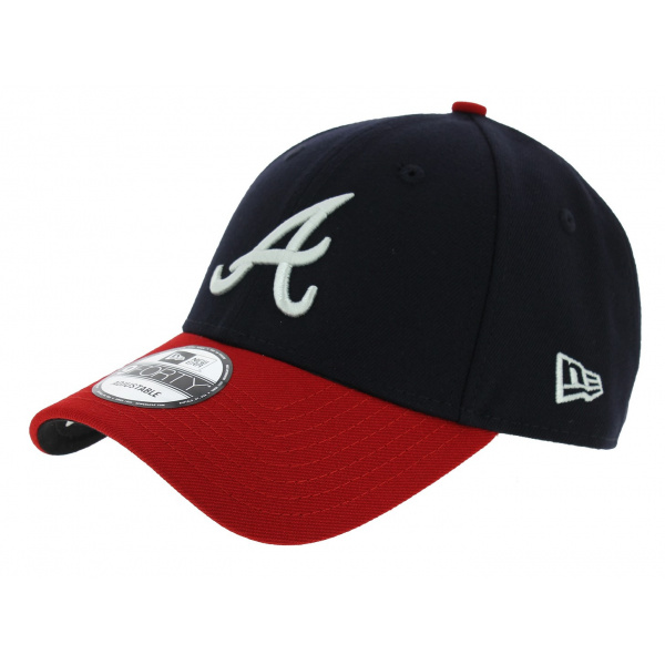 Casquette Stapback The League Atlanta Bleu - New Era