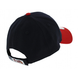 Stapback The League Atlanta Blue Cap - New Era