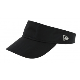 Sport Visor Black Waterproof Style Visor - New Era