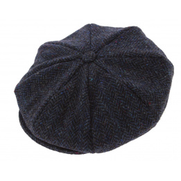 Casquette irlandaise Sligo chevron - Hanna hats