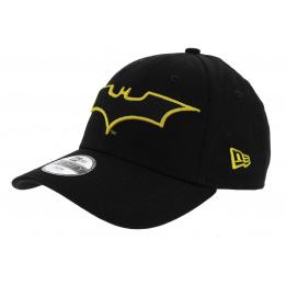 Strapback Cap Batman Cotton Black- New Era