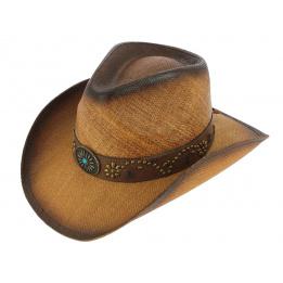 Chapeau Cowboy Margaritas Paille Papier - Traclet
