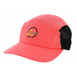 Strapback Cap The Swift Coral - Coal