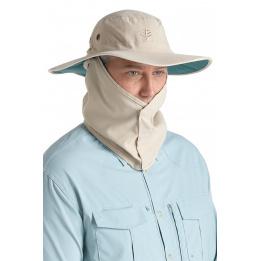 Chapeau cache nuque - cache visage coolibar