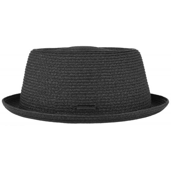 Chapeau Porkpie Richmond noir - Stetson
