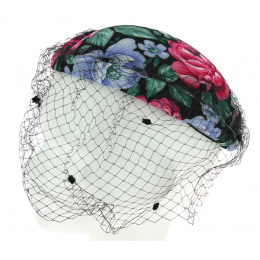 Chapeau de Dame Fleuri
