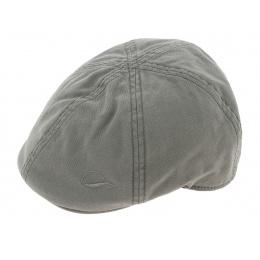 Duck Beak Alabama Cotton Grey Cap - Göttmann