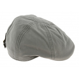 Duck Beak Alabama Cotton Grey Cap - Göttmann