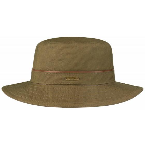Chapeau Bucket Waxed Cotton - Stetson