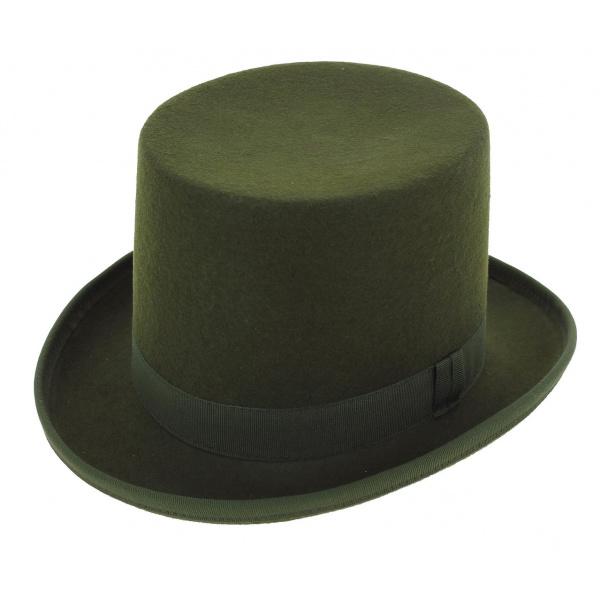 Top hat - Green