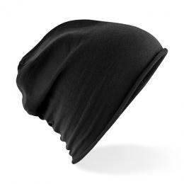 Bonnet de nuit classique noir