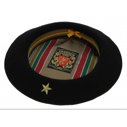 Basque beret - black