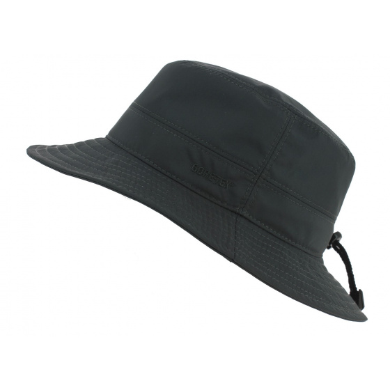 Bob de pluie Noir Gore Tex - Traclet