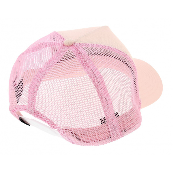 Casquette Trucker Blush Rose - King Apparel