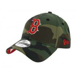 Casquette Baseball Boston Red Sox Camouflage - New Era