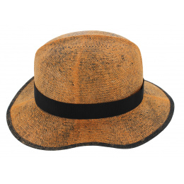 Chapeau Arancio Orange Papier - Tesi