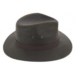 Brown Mosman Traveller Hat - Aussie Apparel