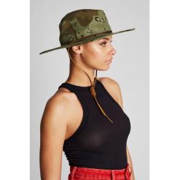 Traveller Ranger II Cotton Camouflage Hat - Brixton