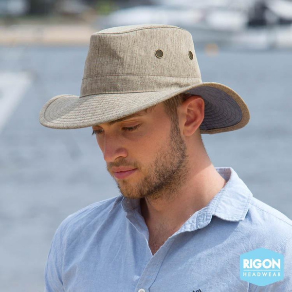 Chapeau Traveller  Savannah Beige - Rigon Headwear