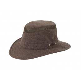 Chapeau Tilley tmh55 marron