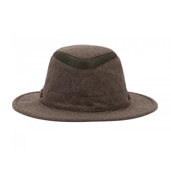 Chapeau Tilley tmh55 marron