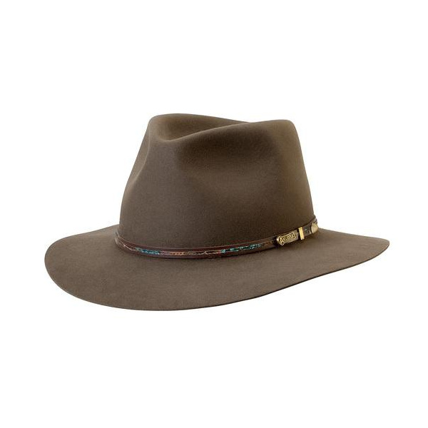 Leisure Time felt fur hat - Akubra