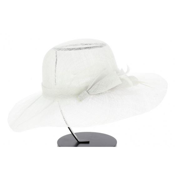 Enola Ceremonial Cape - White