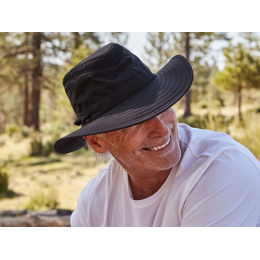 Traveller Hat LTM6 Black-Tilley