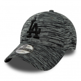 Los Angeles Dodgers Engineered Fit 9FORTY Cap Grey- New Era