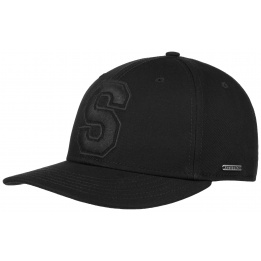 Casquette Baseball Snapback Shafter Canvas - Stetson