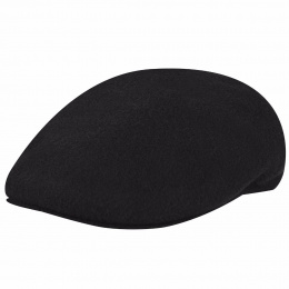 Kangol beret - winter 504 Black