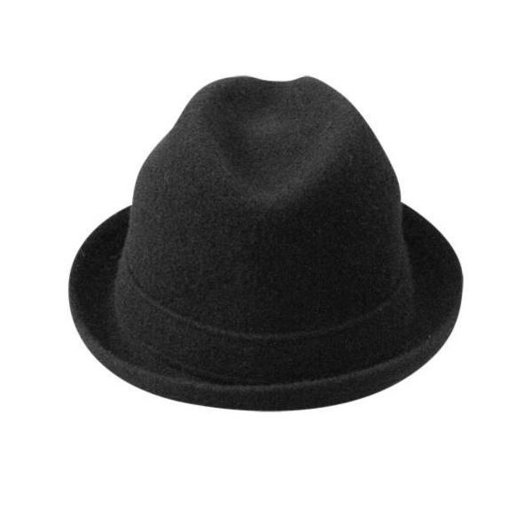 Hat Wool player Black- kangol