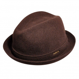 Hat Wool player Brown - kangol