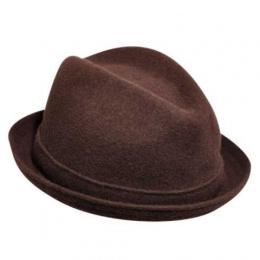 Wool player Brown hat - kangol
