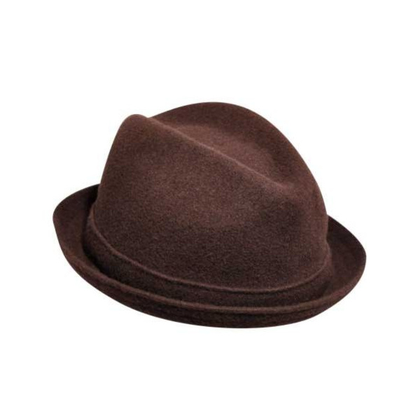 Chapeau Wool player Marron - kangol