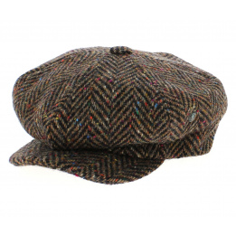 Casquette Irlandaise tweed Fingal - City Sport