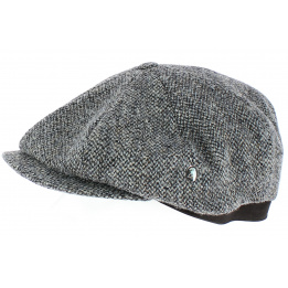 Casquette Irlandaire Dunboyne  Harris Tweed -City Sport