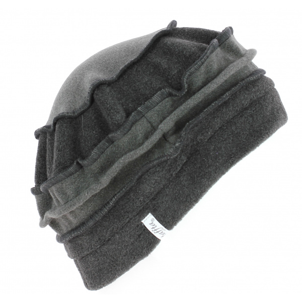TOQUE POLAIRE Naomi Anthracite - TRACLET
